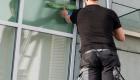gebäudereiniger glasfassade, SRG Dienstleistungen
